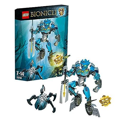 LEGO Bionicle - 70786 - Jeu De Construction - Gali - Maître De L'eau