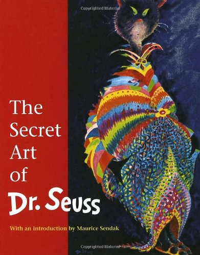 Book Review: The Secret Art of Dr. Seuss