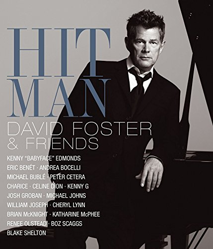 Blu-ray : Kenneth Edmonds - Hit Man: David Foster and Friends (Blu-ray)