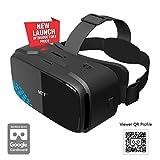 MTT 3D Virtual Reality Headset Glass - Advanced VR for iPhone 7 / 6s /6 / 5 , Samsung, Motorola, Lenovo, Xiaomi, Nexus, OnePlus, Sony Smartphones