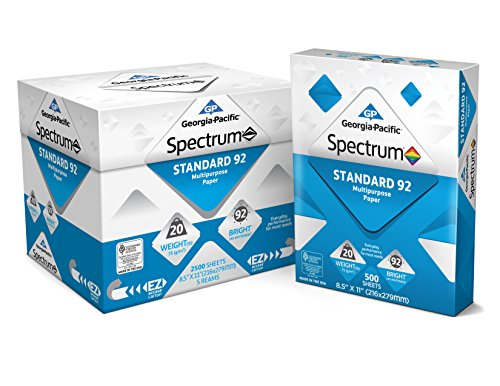 georgia-pacific-spectrum-standard-92-multipurpose-paper-85-x-11-inches-1-box-of-5-packs-2500-sheets-