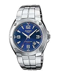 Casio - EF-126D-2AVEF - Montre Homme - Quartz analogique - Dateur - Bracelet acier
