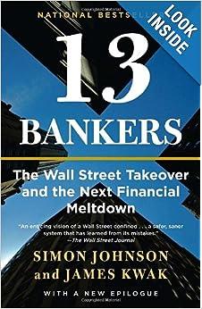 The Wall Street Takeover and the Next Financial Meltdown  - Simon Johnson