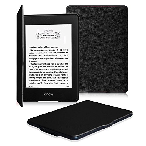 fintie-smartshell-case-for-kindle-paperwhite-the-thinnest-and-lightest-leather-cover-with-auto-sleep