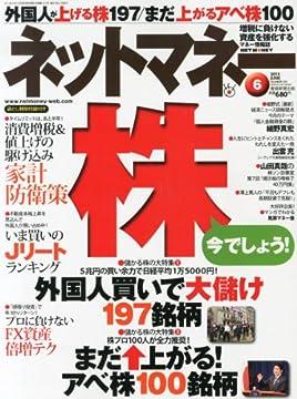ネットマネー 2013年 06月号 [雑誌]