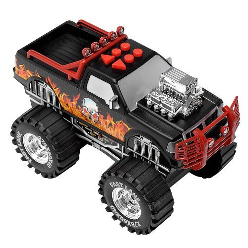 Fast Lane Light & Sounds Monster Truck - Colors Vary by Toys R Us
