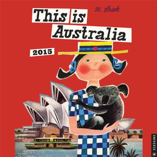 This is Australia 2015 Wall Calendar