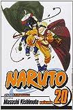 Naruto, Vol. 20: Naruto vs. Sasuke (1421516551) by Masashi Kishimoto