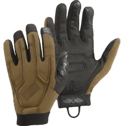 CamelBak Impact Elite CT Gloves with Logo (Coyote, Medium)