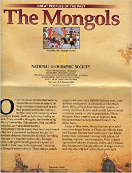 The Genetic Legacy of the Mongols