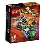 レゴ スーパー・ヒーローズ マイティマイクロ:ハルク VS ウルトロン 76066