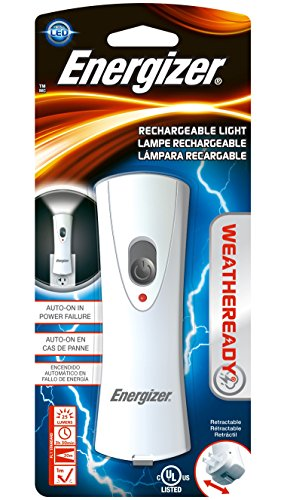 Energizer Weather Ready Compact Rechargeable LED Light