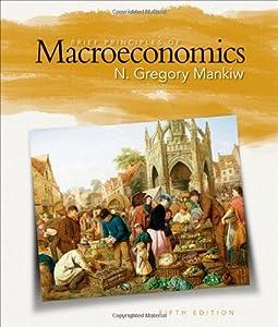 mankiw macroeconomics 4th edition pdf