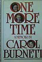 One More Time by Burnett, Carol