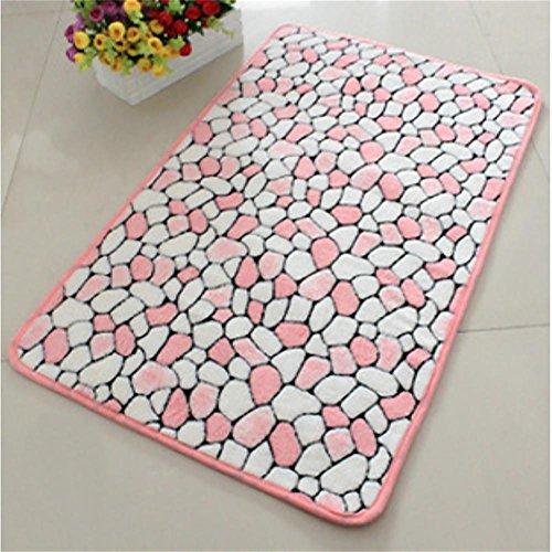 new-day-super-doux-velours-corail-tapis-tapis-tapis-anti-nattes-de-porte-coulissante-pebble-pink-401