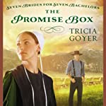 The Promise Box: Seven Brides for Seven Bachelors, Book 2 (       UNABRIDGED) by Tricia Goyer Narrated by Kathy Garver