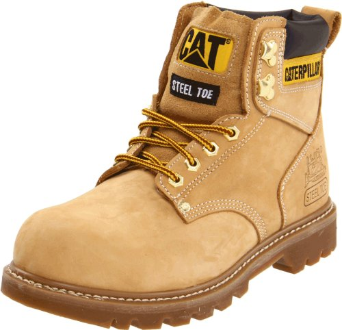 Caterpillar Men's Second Shift ST Work Boot,Honey,9 M US