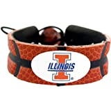 NCAA Illinois Illini Classic Basketball Bracelet at Amazon.com