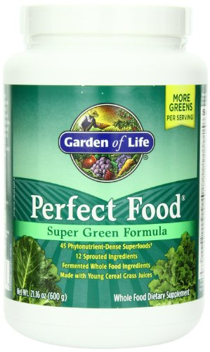 Garden of Life Perfect Food Green, 600g Powder