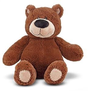 Melissa & Doug Princess Soft Toys BonBon Bear from Melissa & Doug