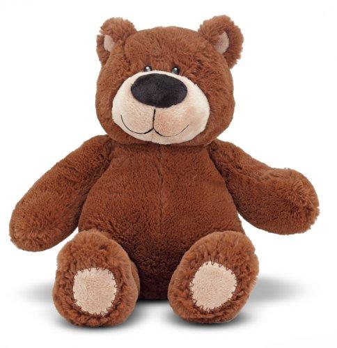 Melissa & Doug Princess Soft Toys BonBon Bear