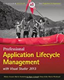 img - for Professional Application Lifecycle Management with Visual Studio 2013 (Wrox Programmer to Programmer) book / textbook / text book