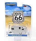 "GREENLIGHT 1:64SCALE ROUTE 66 ""SHASTA AIRFLYTE TRAILER"" グリーンライト 1:64スケール ルート66 「シャスタ エアフライト トレーラー」 [並行輸入品]"