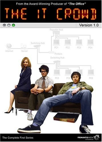 It Crowd DVD 2006 Region 1 US Import NTSC: Amazon.co.uk: Matt Berry, Chris O'Dowd, Richard Ayoade, Katherine Parkinson: DVD & Blu-ray