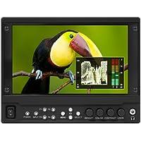 Marshall Electronics V-LCD70MD-3G Camera Top Monitors (Black)