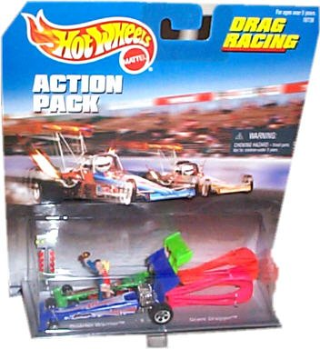Hot Wheels Action Pack: Solar Racing
