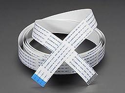 Adafruit Flex Cable for Raspberry Pi Camera - 2 meters [ADA2144]