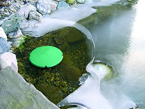 Outdoor D Cor Lawn Garden Heated Electric Pond Koi Fish Floating Heater De Icer Ice Chaser