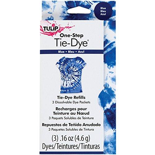 Tulip One-Step Fashion Dye Refill .45oz-Blue