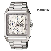 Casio Edifice Multi-hand Ef-333d-7avdf with Special Gifts
