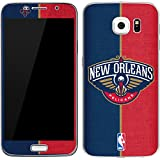 New Orleans Pelicans Canvas Skin for Galaxy S6