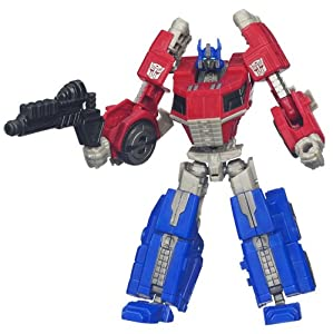 Transformers - A0169 - Figurine - Optimus Prime - WFC 3