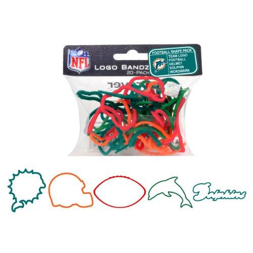 NFL Miami Dolphins Logo Bandz - 1
