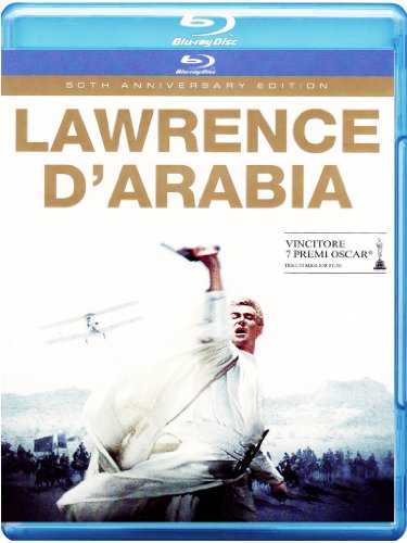 Lawrence d' Arabia(Anniversary Edition) [Blu-ray] [IT Import]