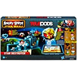 Hasbro A6056E27 - Angry Birds Star Wars Telepods Star Destroyer Battle Spiel