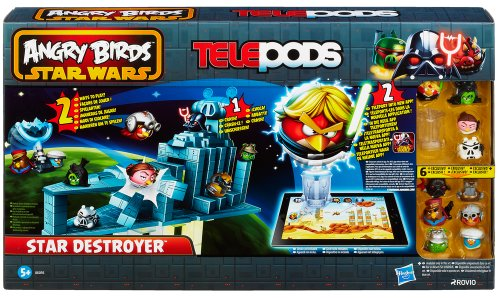 Hasbro - Angry Birds Star Wars Telepods, Star Destroyer