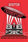 Set: Led Zeppelin, Mothership Poster (36x24 inches) + 1x free 1art1 ® Collection Poster
