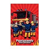 Fireman Sam Birthday Party Loot Bags x 8
