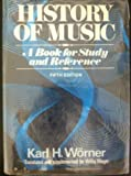 img - for History of Music: A Book for Study and Reference, Fifth Edition book / textbook / text book