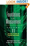 Foundations of Measurement Volume II: Geometrical, Threshold, and Probabilistic Representations (Dover Books on Mathematics)