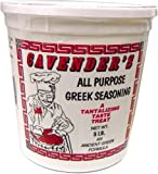 Cavenders All Purpose Greek Seasoning 5 lbs Tub