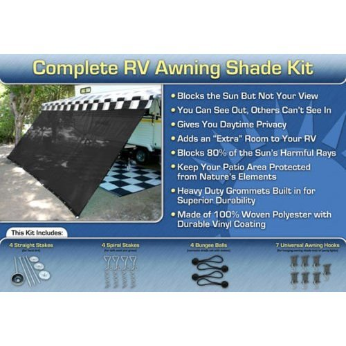 Complete Rv Awnings http://rvcampgear.com/rv-awning-shade-rv-patio-shade-rv-sun-shade-green-8x10/