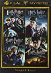 4 Film Favorites: Harry Potter Years...