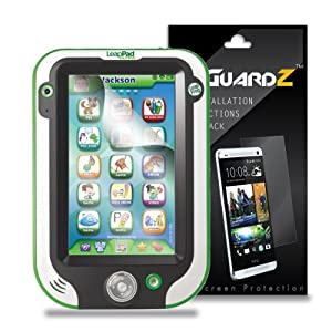 2-Pack EZGuardZ© Screen Protectors (Ultra CLEAR) For LeapFrog LEAPPAD ULTRA