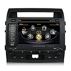 See susay for Toyota Land Cruiser 2008,2009,2010 Car DVD Player With GPS Navigation(free Map) Audio Video Stereo System with Bluetooth , USB/SD, AUX Input, Radio,TV,Wifi, Ipod Details