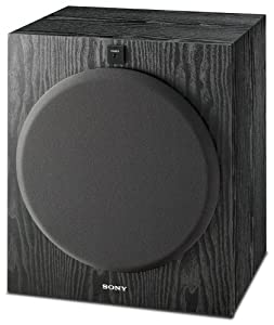 Sony SA-W3000/Z Subwoofer (Each, Black)
